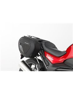 Set de Alforjas BLAZE para Honda NC700 (11-14) / NC750 (14-) SW-Motech