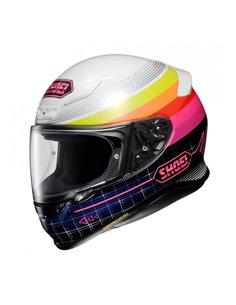Casco Integral Shoei NXR Zork TC7