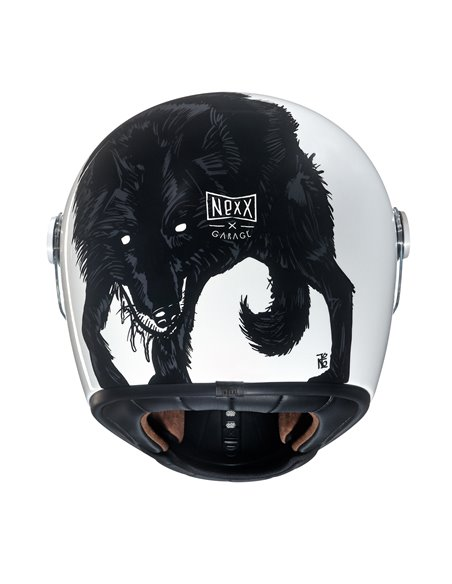 Casco Integral Nexx X.100R Lone Howl