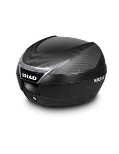 Tapa para Top Case Shad SH34 Gris Carbono