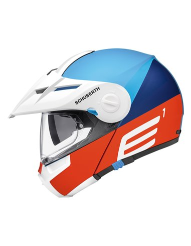 Casco Modular Schuberth E1 Cut Mate