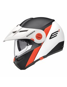 Casco Modular Schuberth E1 Gravity Mate