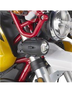 Soporte Proyectores Givi para Moto Guzzi V85 TT -19