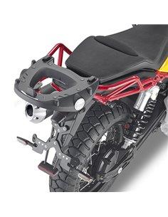 Adaptador Posterior Maleta Givi MONOKEY o MONOLOCK para Guzzi V85 TT -19