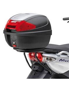 Adaptador Posterior Maleta Givi MONOLOCK para Yamaha/MBK Neos-Ovetto 50 08-11