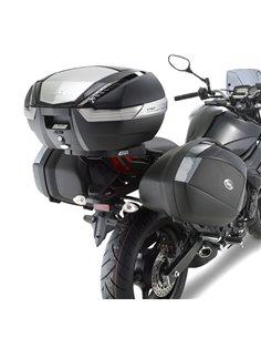 Adaptador Posterior Específico Maleta Givi para Yamaha XJ6 Diversion F 600 09-13