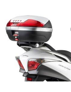 Adaptador Posterior Maleta Givi MONOKEY para Honda Silver Wing-Sw-T 400-600 Abs 01-