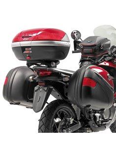 Adaptador Posterior Maleta Givi MONOKEY para Honda XL-V Transalp 700 08-12