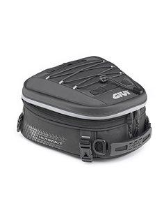 Bolsa Sillín y Porta Equipaje Extensible Givi, con bolsa interna waterproof, capacidad 8 lts.