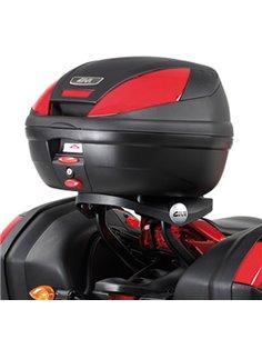 Adaptador Posterior Específico Maleta Givi para Yamaha FZ1 Fazer 1000 06-11