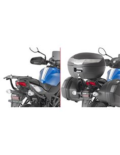 Adaptador Posterior Específico Maleta Givi para Suzuki SV 650 16