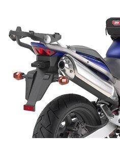 Adaptador Posterior Específico Maleta Givi para Honda Hornet 600 03-06