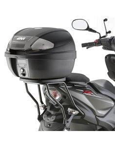 Adaptador Posterior Maleta Givi MONOLOCK para Yamaha Aerox R 50 13