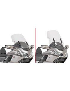Cúpula específica transparente con spoiler Givi para Honda GL 1800 Gold Wing 18-19