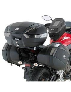 Adaptador Posterior Específico Maleta Givi para Yamaha MT-07 14