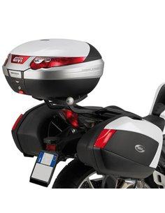 Adaptador Posterior Específico Maleta Givi para Honda VFR1200F 10-12