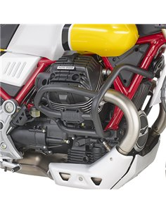 Defensas Motor Givi Guzzi V85 TT -19