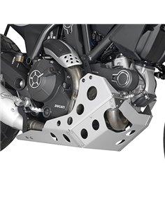 Cubrecarter Givi para Ducati Scrambler 800 15