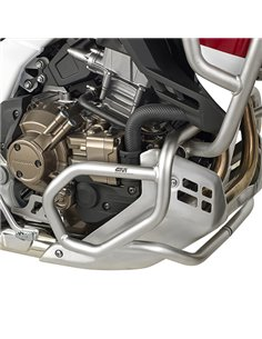 Defensas Motor Givi Inox para Honda CRF 1000 L Africa Twin 18
