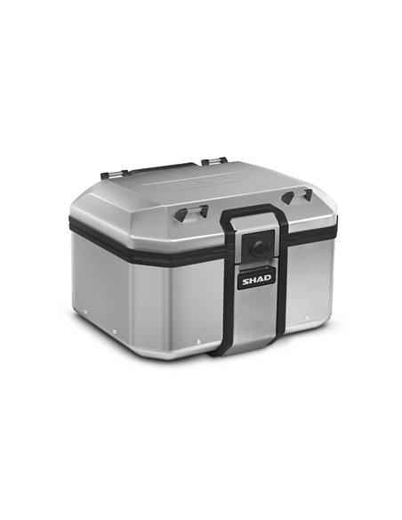 Top Case Shad Aluminio TR48