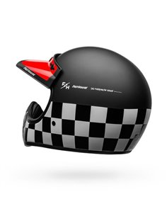 Casco Integral Bell Moto-3 Fasthouse Checkers