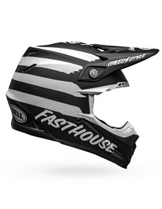 Casco Integral Bell Moto-9 MIPS Fasthouse Signia