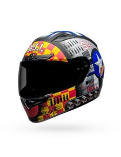 Casco Integral Bell Qualifier DLX Mips Devil May Care