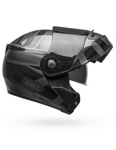 Casco Modular Bell SRT Modular Blackout