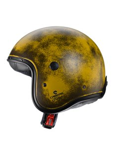 Casco Caberg Jet Freeride Yellow Brushed