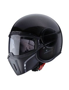 Casco Caberg Jet y Modular  Ghost Carbon