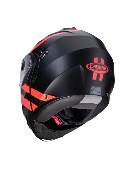 Casco Caberg Modular Duke II Superlegend