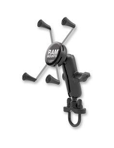 Soporte para Teléfono  Ram Mount  RAM ® X-Grip ® Grande con Base de Perno en U para Manillar
