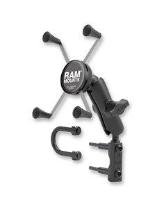 Kit Ram Mount Bomba-Manillar X-Grip smartphone + de 5.5? estándar