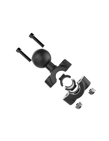 """Torque Ram Mount RAM© para Manillar con Bola de 1"""" de Diámetro"""