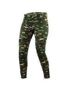 Pantalones Vaqueros Trilobite Micas Urban Ladies Camo