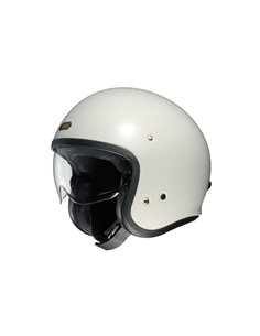 Casco Jet Shoei  J·O Liso