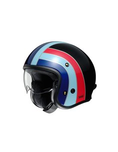 Casco Jet Shoei J·O Nostalgia TC10