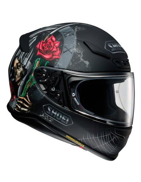 Casco Integral Shoei NXR Dystopia TC5