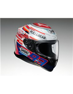 Casco Integral Shoei NXR Márquez Power Up! TC1