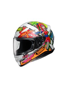 Casco Integral Shoei NXR Stimuli TC10