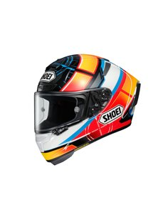 Casco Integral Shoei X-Spirit 3 De Angelis TC1