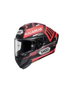 Casco Integral Shoei X-Spirit 3 Márquez Black Concept TC1