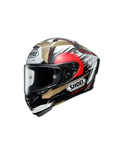 Casco Integral Shoei X-Spirit 3 Márquez Motegi2 TC1