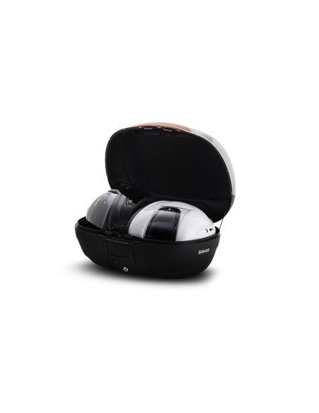 Top Case de Shad  SH46 BLACK RED