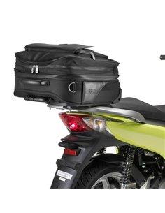Adaptador posterior Givi para maleta MONOLOCK® para Honda SH 125i-150i. (09-12) y ABS (12-16)