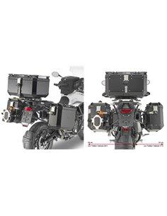 Portamaletas Givi PL ONE-FIT para Maletas MONOKEY® CAM-SIDE Trekker Outback para Triumph Tiger 900 (20)