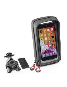 Porta Smartphone Universal Givi compatible con roller, motorrad y bicicletta.