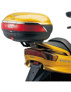 Adaptador posterior Givi para maleta MONOKEY® para Yamaha MBK MAJ-SKYLINE.