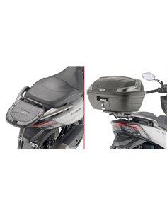 Adaptador posterior Givi para maleta MONOLOCK® para Kymco Xtown 125-300(20)