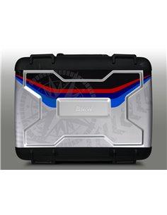 Adhesivo Uniracing Scratch Saver para Maleta Vario de la BMW 2004-2012